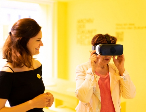 Welcome to Virtual Reality & hello Showroom!